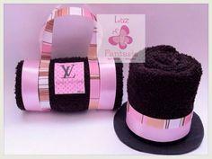 Bolsa de marca y sombrero de copa ideales para xv años y boda.