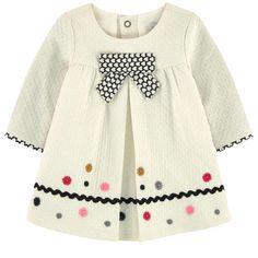 Catimini - Embroidered dress - 181631