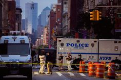 New York Deploys 1000 Extra Police Officers As Fears Of More Attacks Imminent