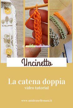 Free Crochet, Crochet Necklace, Crochet Patterns, Video, Knitting, Macrame, Iron, Ireland, Bricolage
