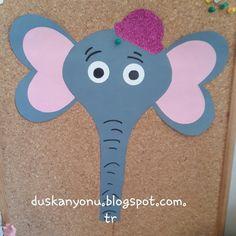 Kalplerden fil :) #okuloncesi #etkinlik #presschool #kidscraft #etkinlikpaylasımı #etkinlikönerisi #duskanyonublog #sanatetkinligi #sanatmerkezi #kindergarten