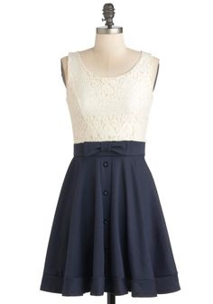 Dress like Quinn Fabray: town festival dress $44.99 from Modcloth