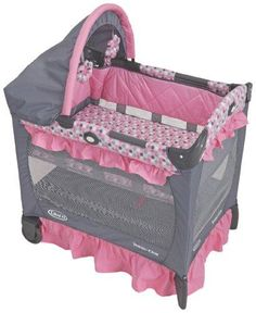 $91.77 (CLICK IMAGE TWICE FOR UPDATED PRICING AND INFO) Graco Travel Lite Crib with Bassinet - See More Baby Cribs at http://www.zbuys.com/level.php?node=5910=baby-cribs