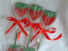 pirulitos de chocolate - Google Search