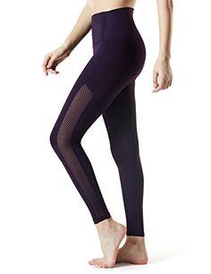 bc5e5730e5f65 Tesla Yoga Pants High-Waist Tummy Control w Hidden Pocket. Fitness Girl  Store