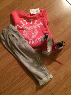 H&M joggers sweat shirt and Jordan's