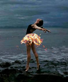 Uploaded by E L E N A. Find images and videos about fire, dance and ballet on We Heart It - the app to get lost in what you love. Story Inspiration, Character Inspiration, Spiritual Inspiration, Travel Inspiration, Color Splash, Breathing Fire, Fire Dancer, Ange Demon, Just Dance