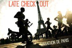 Vous courez le Marathon de Paris?  Bénéficiez d'un late check out à 18h  You are running the Marathon?  We offer you a late check out at 6pm  #HSSGParis #Paris #Spring #parishotel #Paris6  #Marathon #Parismarathon #running #motivation #eiffeltower #paristourisme #tripadvisor #iloveparis