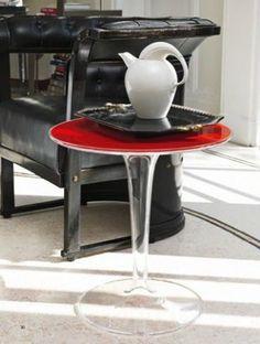 Kartell Tip Top table design Philippe Starck