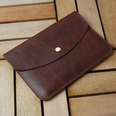 Leather iPad Sleeve iPad Case iPad Cover Samsung by iLeatherStore