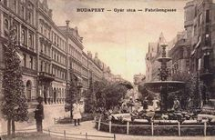 Simulation Theory, Vintage Architecture, Budapest Hungary, Old Town, Old World, Old Photos, Austria, The Past, Street View