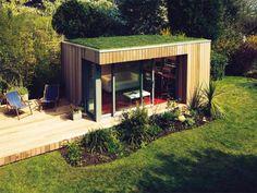 gartenhuser in neuauflage - Moderne Gartenhuser
