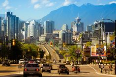Vancouver, BC by travelfox
