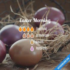 Easter Morning - Essential Oil Diffuser Blend