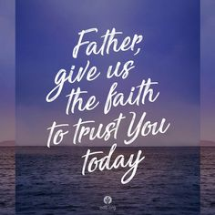 Trust the Lord always. ❤❤❤