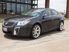 2012 Buick Regal GS!  Vehicle Photo in Fort Smith, AR 72908