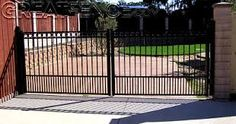 Image result for driveway gates
