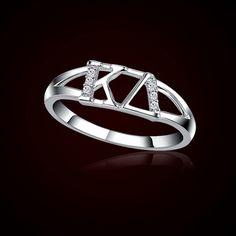 Kappa Delta Sorority Rings $39.95  WANT!!