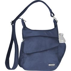 Buy the Travelon Anti-Theft Messenger Bag at eBags - experts in bags and accessories since 1999.  We offer easy returns, expert advice, and millions of customer reviews.