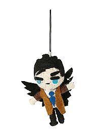 HOTTOPIC.COM - Supernatural Castiel String Doll