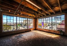 A Day at the Pinterest HQ: Corner Room with a View… this is next door in the area for future expansion…  - photo from #treyratcliff Trey Ratcliff at http://www.StuckInCustoms.com - all images Creative Commons Noncommercial