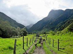 Colombia 2013 Solento hike - Valle de Cocora