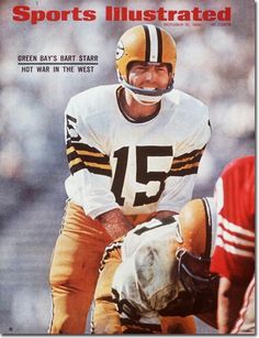 Bart Starr -(Sports Illustrated - October 31, 1966)