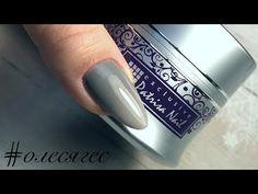 Наращиваю ногти САМА СЕБЕ «по быстрому» ПОД ГЕЛЬ ЛАК/ Градиент из одного цвета! - YouTube Nail Polish, Nail Art, Engagement Rings, Crystals, Nails, Beauty, Youtube, Food, Polish Nails