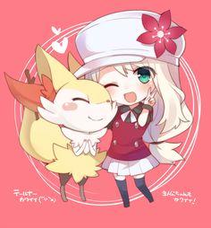 Cositas <3 #PokémonXY #KalosQueen