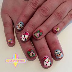 I Scream Nails - Melbourne Nail Art : Photo