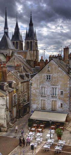 **Blois, FRANCE