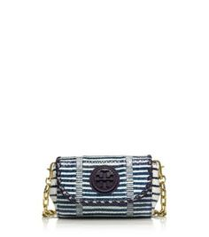 I'm not a Tory Burch fan, but this MARION PATCHWORK CROSS-BODY Oh my!!! #wantitnow