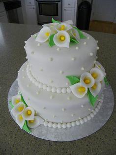 50th Anniversary cake by Alyssa!