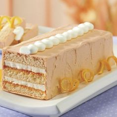 Orange Creamsicle Cake With Cream Cheese Tangerine
