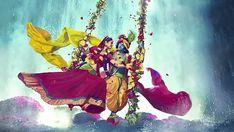 Hindu Gods and Goddesses, Lord Krishna Radha Krishna Holi, Krishna Flute, Lord Krishna Images, Radha Krishna Pictures, Krishna Photos, Krishna Art, Radha Rani, Radha Krishna Paintings, Bal Krishna