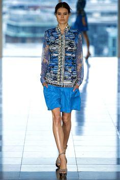 Matthew Williamson Spring 2013 Ready-to-Wear Fashion Show