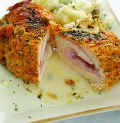 Recipe For Chicken Cordon Bleu