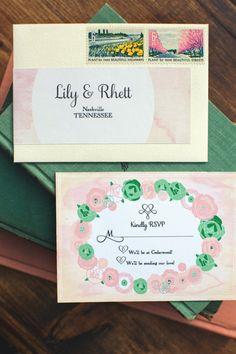 the 76 best wedding invite envelopes images on pinterest envelopes