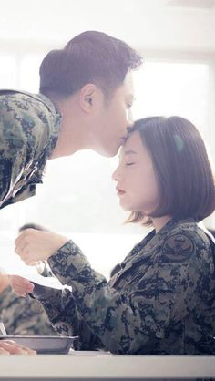 Descendants Of The Sun - OTP Sergeant Seo Daeyoung & Lieutenant Yoon Myungjoo