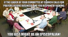 You see we Episcopalians are a People of the Books: Book of Common Prayer, Book of Occasional Services, Lesser Feast & Fasts and, now, Common Worship