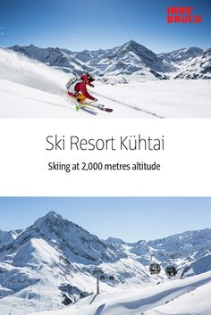 Kühtai - the ski resort at metres altitude Skiing in Innsbruck, Austria Innsbruck, Snowboard, Hotels, Ski Touring, Austria Travel, Ice Climbing, Cross Country Skiing, Previous Year, Travel Inspiration