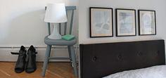 Et smukt hjem - Sabine og Gert - detaljer- dansk design- vintage sofa