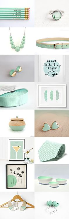 Gentle Reminders by Linda Karen on Etsy--Pinned+with+TreasuryPin.com