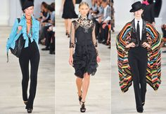 Spring 2013 Shoe Fashion Trends | Spring/Summer Styles and Trends from New York Fashion Week! | Her ...