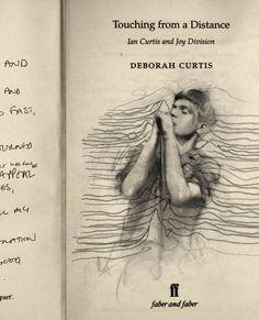 Likes, 18 Comments - John Fenerov Joy Division, Ian Curtis, Unknown Pleasures, Academic Art, Post Punk, Book Nerd, Bookstagram, Cool Bands, Cover Art