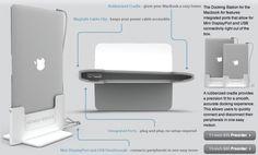 Henge MacBook Air Dock for macbook Air