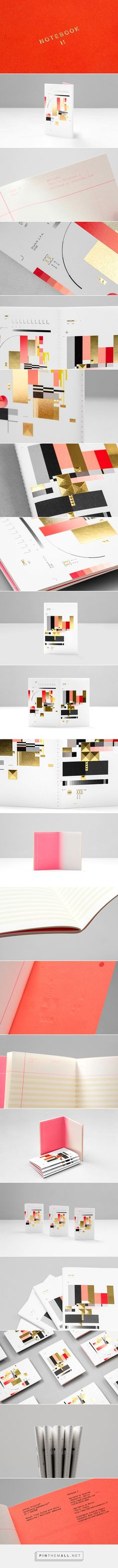 Imprimerie du Marais Notebook 2 on Behance