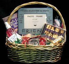 Inspirational gift basket