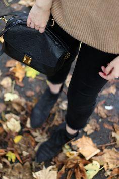 Why I Love Autumn Style - Louis Vuitton pochette metis