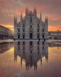 Milan, Italy #italyvacation